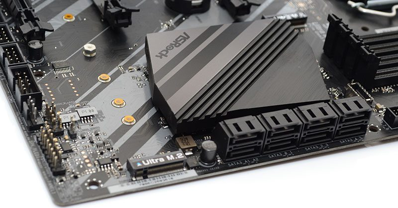ASRock Z370 Extreme 4 Motherboard Review | eTeknix