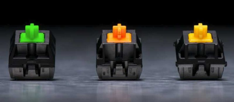 Razer Blackwidow Chroma V2 Tournament Edition Review   eTeknix