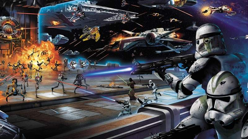 Old Star Wars Battlefront 2 Receives New Maps and Game Modes