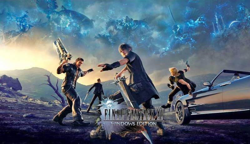 Final Fantasy XV Might Be Impossible To Run In 4k at 60FPS