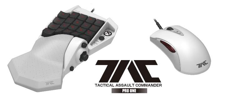 Keyboard+Mouse Comes to Xbox One with Hori TAC Pro One   eTeknix