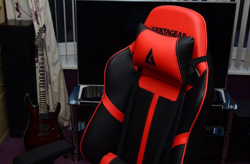 Vertagear SL5000 Gaming Chair Review | eTeknix