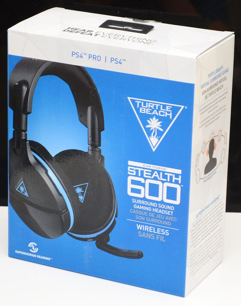 Turtle Beach Stealth 600 Wireless PlayStation Headset Review