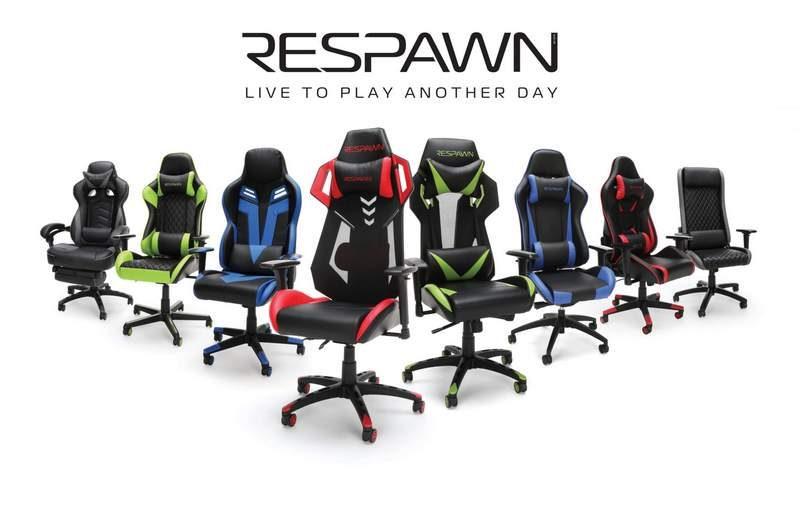 Respawn Brand LineupEteknix Chair Ofm Gaming Launches F1lT3JcK