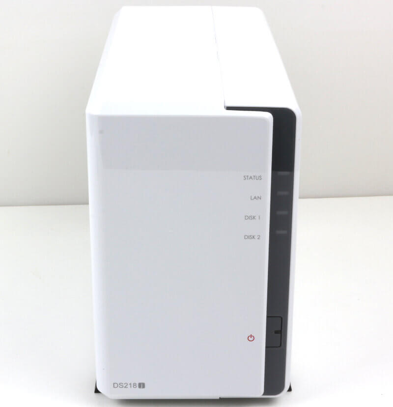 Synology DiskStation DS218j 2-Bay Entry-Level NAS Review