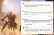 Fake Positive Assassin's Creed Origins Reviews Flood Metacritic