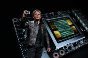 Rumour: NVIDIA Unveiling Next-Gen 'Ampere' at GTC 2018