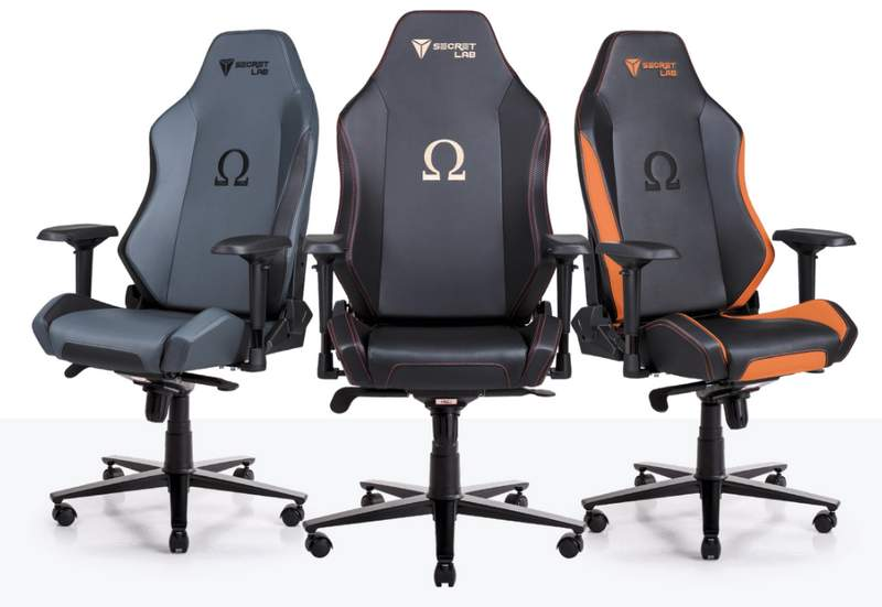 SecretLab Launches 2018 Omega Gaming Chair Models | eTeknix