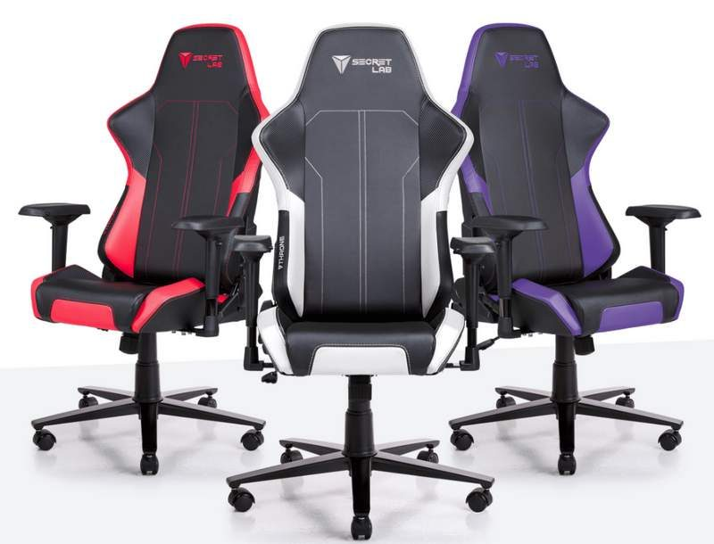Awe Inspiring Secretlab Launches 2018 Omega Gaming Chair Models Eteknix Cjindustries Chair Design For Home Cjindustriesco