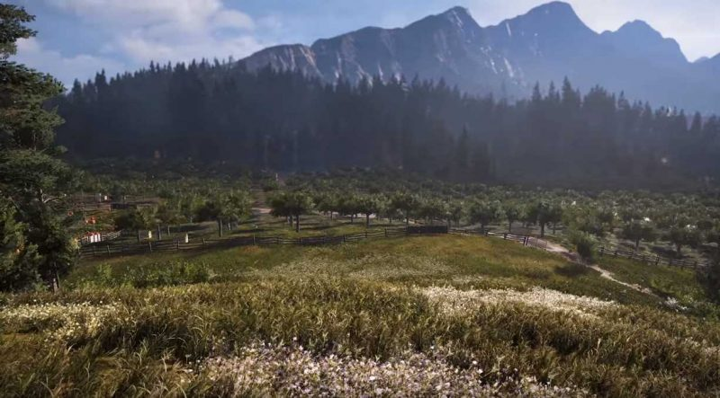 Impressive Far Cry 5 Montana Recreation Video Released Eteknix