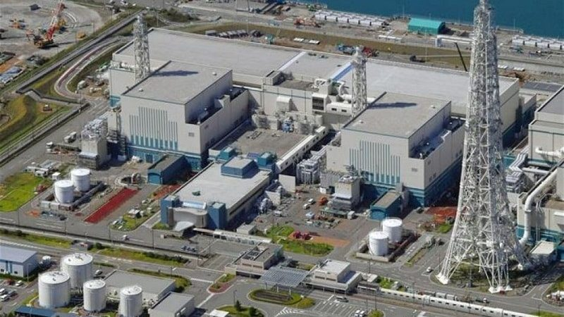 tokyo nuclear power plant