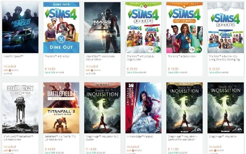 Origin Of Christmas.Time To Grab A Bargain As Ea Launch Their Origin Christmas