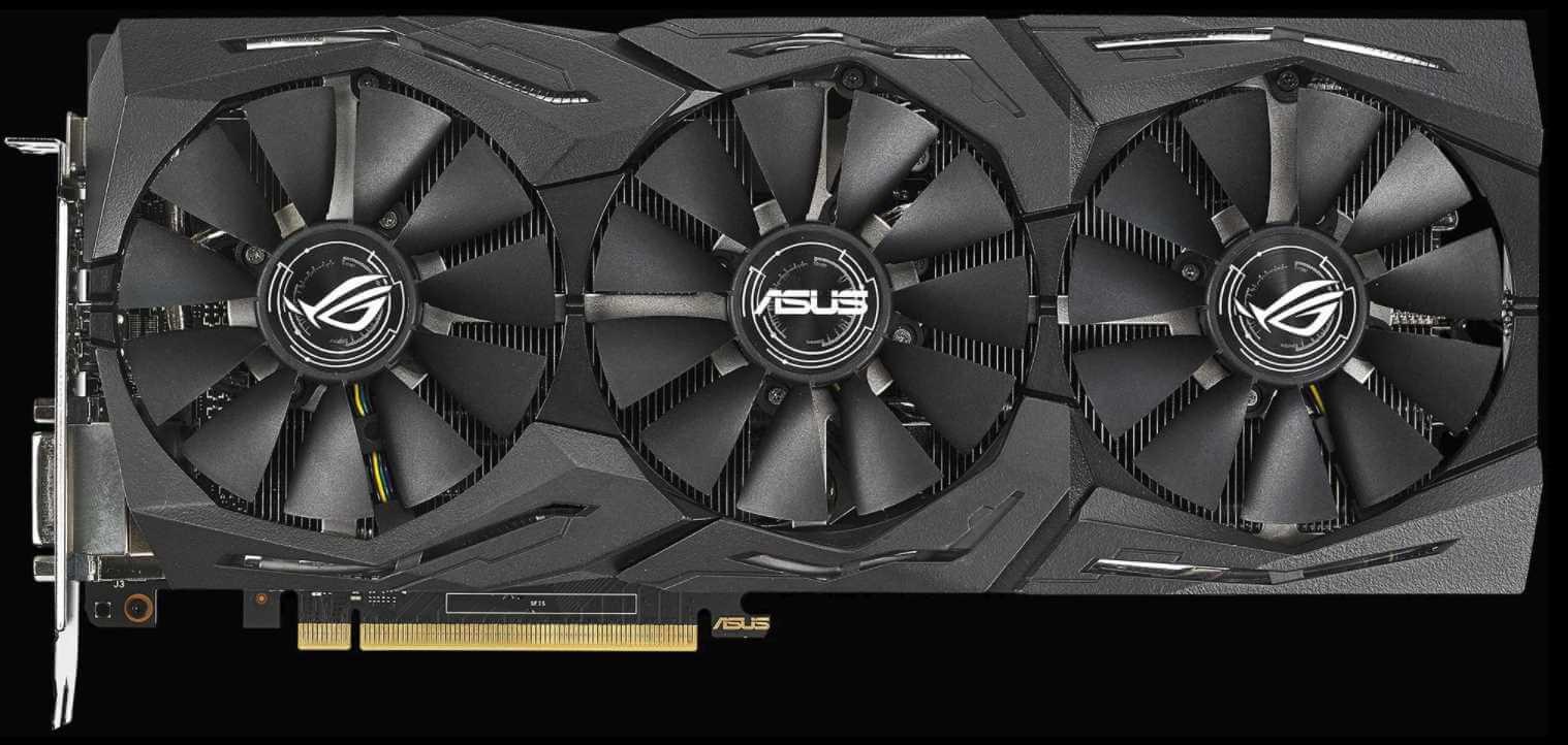 ASUS STRIX GeForce GTX 1070 Ti Review | eTeknix