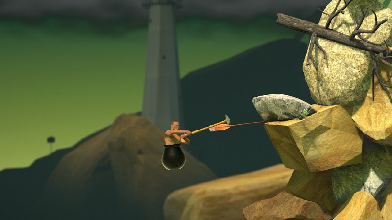 Getting Over It Speedrun World Record Gets Broken In Style | eTeknix