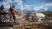 Assassin's Creed Origins 1.2.0 Patch Arrives January 16
