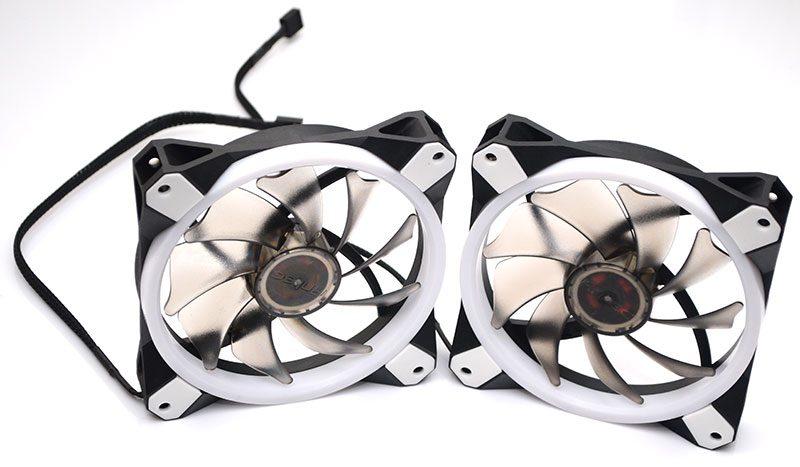 Antec Kuhler K240 AIO CPU Cooler Review | eTeknix