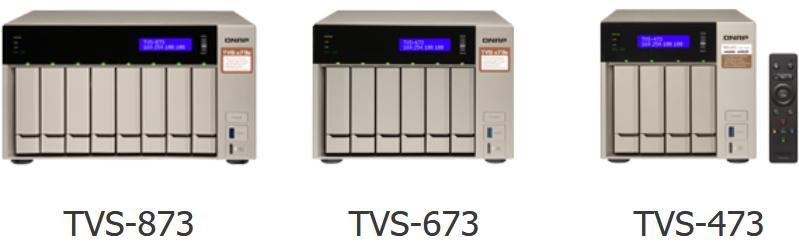 QNAP Introduces TVS-x73e AMD RX-421BD APU NAS   eTeknix