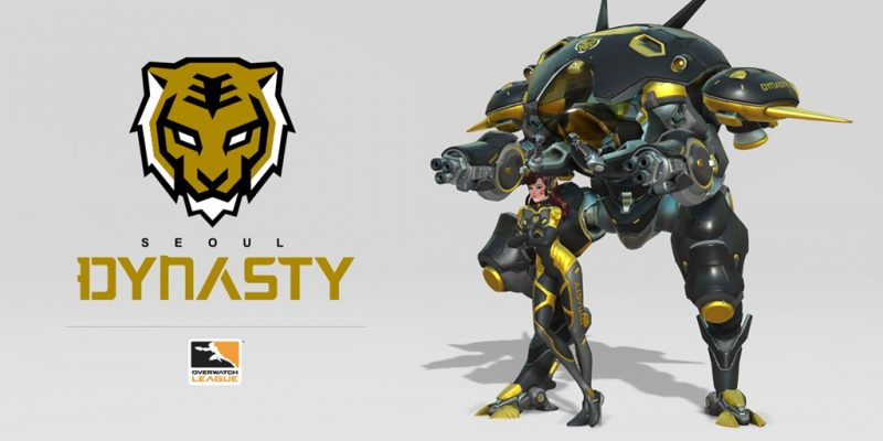 Overwatch League Tab Now Live–Team Skins Available for $5