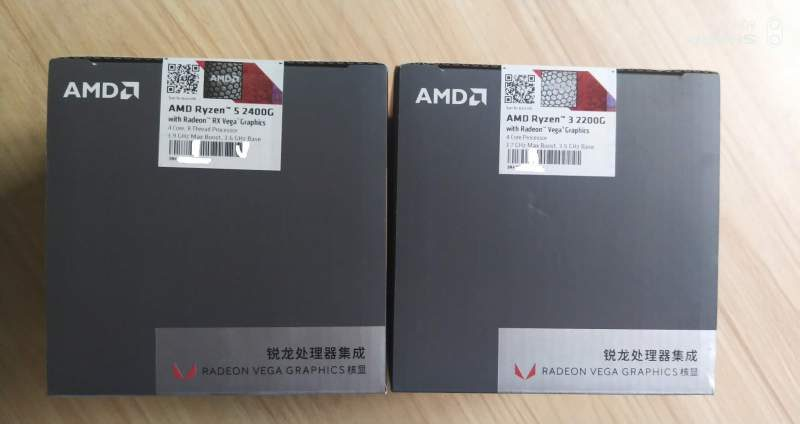 Specs, Benchmarks and Price of AMD Raven Ridge APUs Leak Out