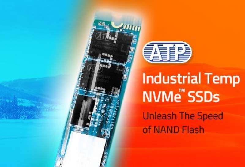 ATP Introduces Superior N600i M 2 NVMe SSDs | eTeknix