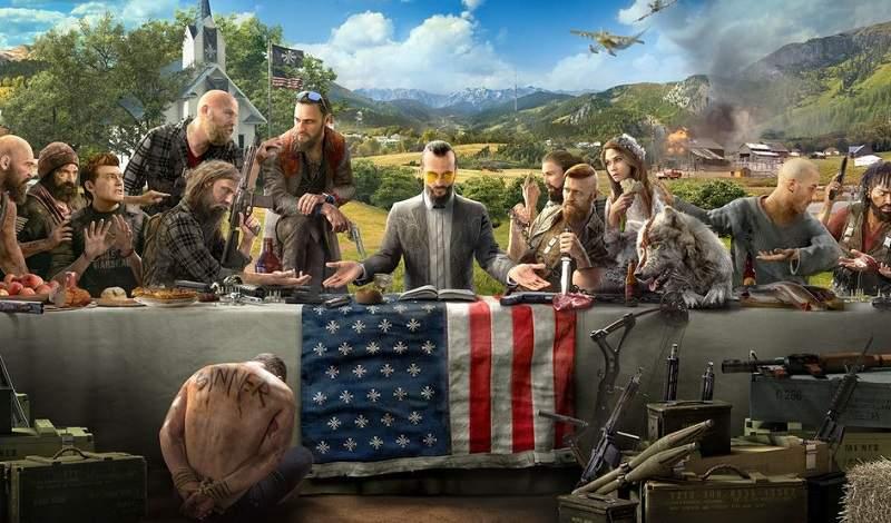 Far Cry 5 Physics Engine Appears Worse Than Far Cry 2 Eteknix