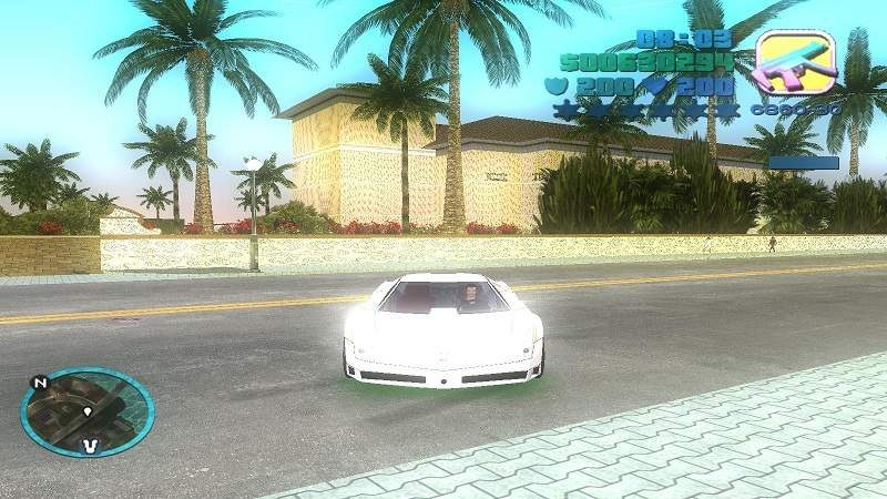 GTA Vice City Modern Version 1 2 Adds a Series of Improvements | eTeknix