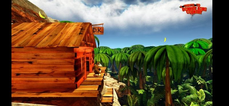 Donkey Kong Fan Game In Unreal Engine Available To Download | eTeknix