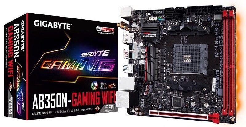 Gigabyte AB350N Motherboard Review – Ryzen 2400G | eTeknix