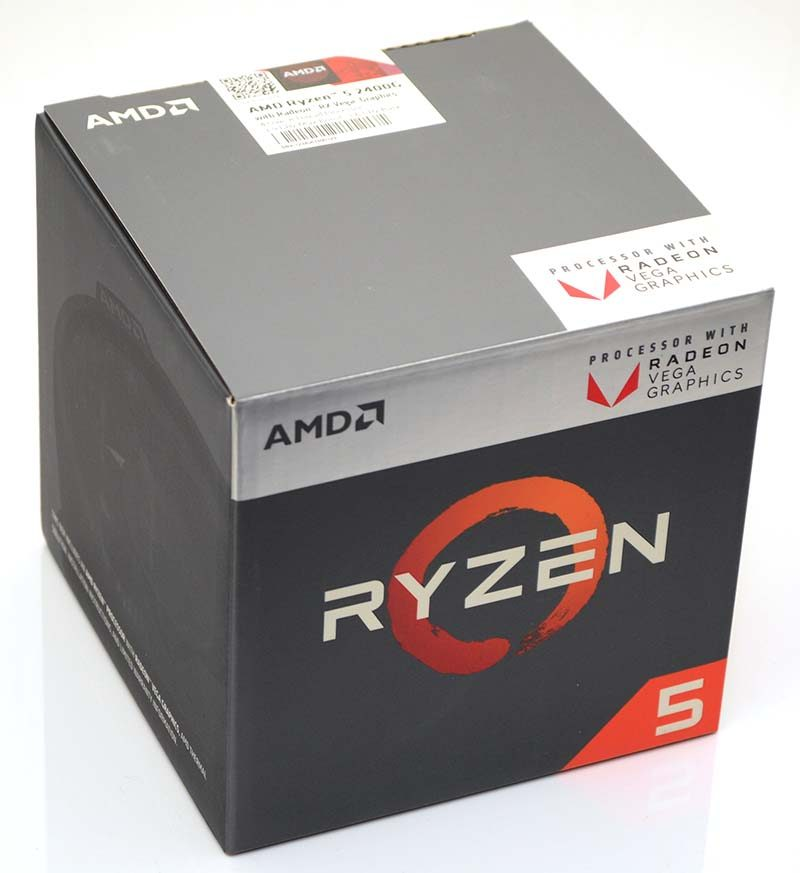 AMD Ryzen 5 2400G Processor With Vega Review | eTeknix