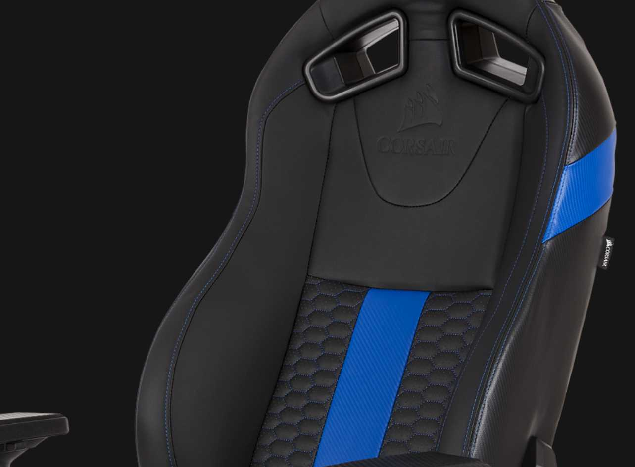 Remarkable Corsair T2 Road Warrior Gaming Chair Review Eteknix Camellatalisay Diy Chair Ideas Camellatalisaycom