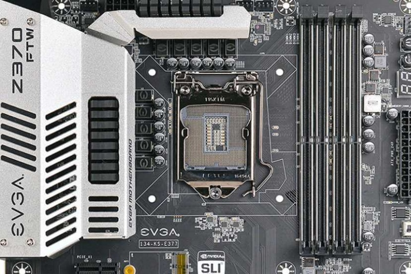 EVGA Z370 FTW Motherboard Review | eTeknix