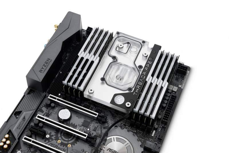 EKWB Announces Monoblock for ASRock X399 Motherboards
