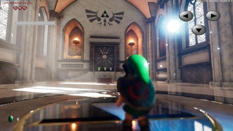 The Zelda Temple of Time Has Been Recreated in Unreal Engine 4   eTeknix