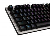 Logitech G513 Mechanical Gaming Keyboard Silver Keys