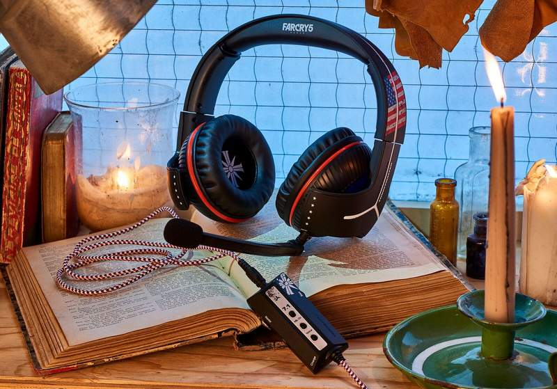 Far Cry 5 Headsets Now Available from Thrustmaster | eTeknix