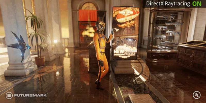 Microsoft DX12 Port Support Adds Ray Tracing to Windows 7