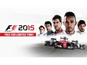 F1 2015 is FREE From Humble Bundle Until March 24