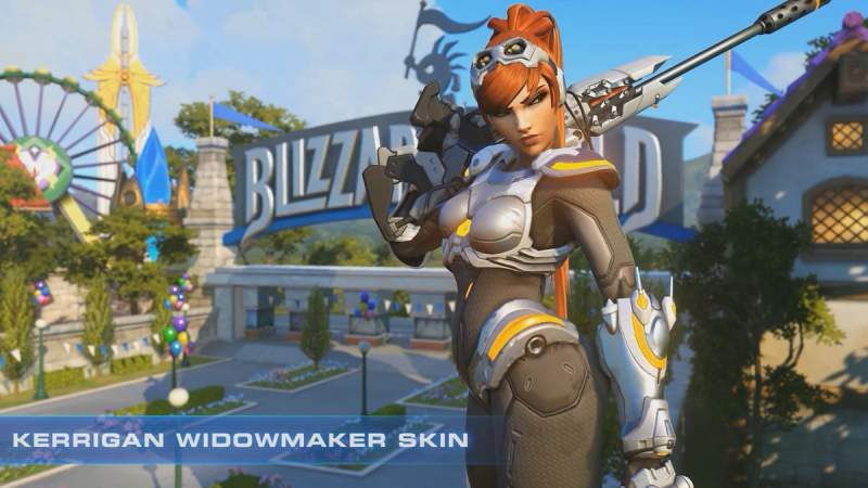 Get a StarCraft-Themed Skin on Overwatch Just by Logging In