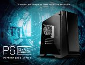 Antec Announces the P6 Micro-ATX Chassis