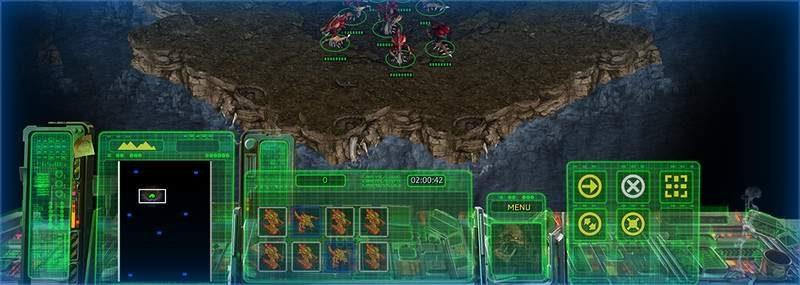 StarCraft Remastered 20th Anniversary UI