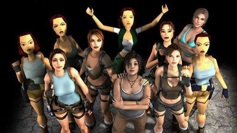 Tomb Raider 1 2 And 3 Getting Free Remasters On Steam Eteknix