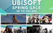 Ubisoft Store Launches Massive Spring Sale – Up to 75% Off