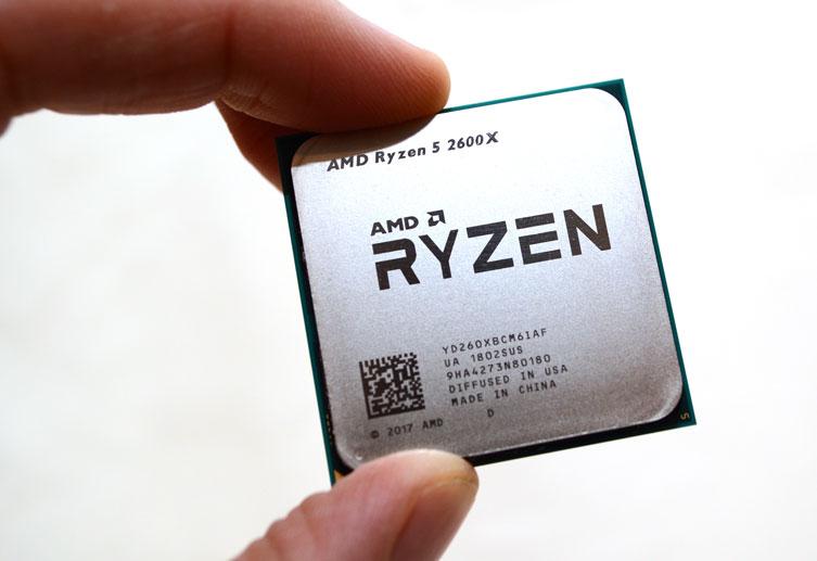 AMD Ryzen 5 2600X Processor Review | eTeknix