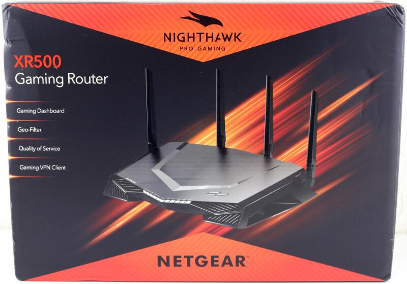 NETGEAR Nighthawk Pro Gaming XR500 WiFi Router Review | eTeknix