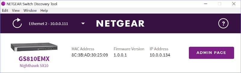NETGEAR Nighthawk Pro Gaming SX10 Switch Review | eTeknix