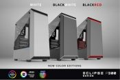 Phanteks Announces Three New Colours for the Eclipse P300