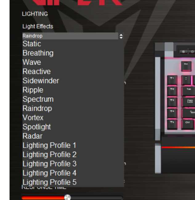 Patriot Viper V770 RGB Mechanical Gaming Keyboard Review