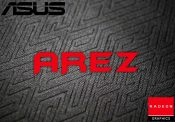 ASUS Officially Launches AREZ AMD Radeon
