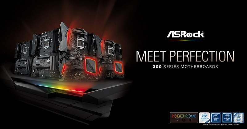 ASRock Reveals H370, B360 and H310 Motherboard Lineup | eTeknix