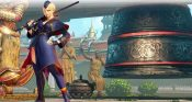 CAPCOM Unveils 'Falke' As Next Street Fighter V DLC Character